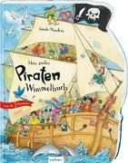 Cover-Bild zu Mein großes Piraten-Wimmelbuch von Wandrey, Guido (Illustr.)