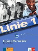 Cover-Bild zu Linie 1 A1 - Lehrerhandbuch von Harst, Eva