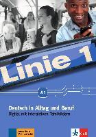 Cover-Bild zu Linie 1 A1. Linie 1 digital (DVD-ROM) von Harst, Eva