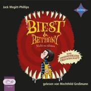 Cover-Bild zu Megitt-Phillips, Jack: Biest & Bethany - Nicht zu zähmen