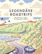 Cover-Bild zu Legendäre Roadtrips von Planet, Lonely