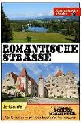 Cover-Bild zu Romantische Straße - VELBINGER Reiseführer (eBook) von Goldberg, Sarah