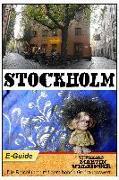 Cover-Bild zu Stockholm - VELBINGER Reiseführer (eBook) von Velbinger, Martin