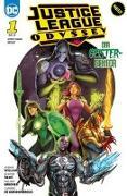 Cover-Bild zu Williamson, Joshua: Justice League Odyssey