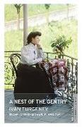 Cover-Bild zu Turgenev, Ivan: A Nest of the Gentry