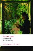Cover-Bild zu Turgenev, Ivan: First Love and Other Stories