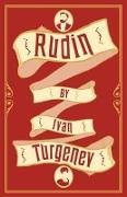 Cover-Bild zu Turgenev, Ivan: Rudin: New Translation