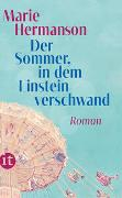 Cover-Bild zu Der Sommer, in dem Einstein verschwand von Hermanson, Marie