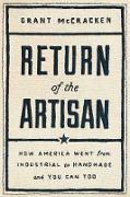 Cover-Bild zu Return of the Artisan (eBook) von McCracken, Grant