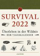 Cover-Bild zu Survival 2022 von Canterbury, Dave