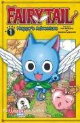 Cover-Bild zu Sakamoto, Kenshiro: Fairy Tail - Happy's Adventure 1