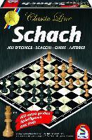 Cover-Bild zu Schach