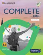 Cover-Bild zu Complete First Teacher's Book von Hobbs, Deborah