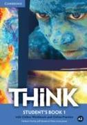 Cover-Bild zu Think Level 1 Student's Book with Online Workbook and Online Practice von Puchta, Herbert