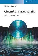 Cover-Bild zu Quantenmechanik
