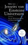 Cover-Bild zu Jenseits von Einsteins Universum