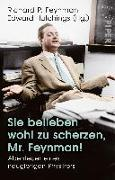 Cover-Bild zu Sie belieben wohl zu scherzen, Mr. Feynman!