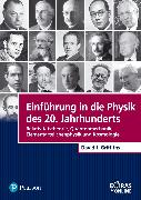 Cover-Bild zu Einführung in die Physik des 20. Jahrhunderts