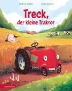 Cover-Bild zu Treck, der kleine Traktor von Engler, Michael