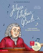 Cover-Bild zu Johann Sebastian Bach (Das musikalische Bilderbuch mit CD) von Ekker, Ernst A.