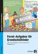Cover-Bild zu Fermi-Aufgaben für Grundschulkinder (eBook) von Geupel, Laura Marie