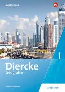Cover-Bild zu Diercke Geografie / Diercke Geografie - Ausgabe 2018 für die Schweiz