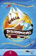 Cover-Bild zu Biblia Descubrimiento RVR 1960 von Zondervan,