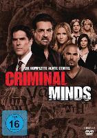 Cover-Bild zu Criminal Minds - 8. Staffel