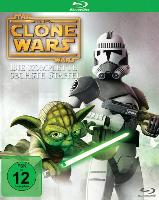 Cover-Bild zu Star Wars the Clone Wars - 6. Staffel