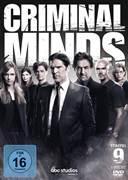 Cover-Bild zu Criminal Minds - 9. Staffel