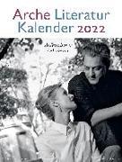 Cover-Bild zu Arche Literatur Kalender 2022 von Volknant, Angela (Hrsg.)