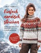 Cover-Bild zu Einfach nordisch stricken (eBook) von Neumann, Linka