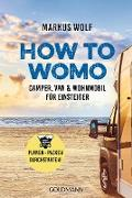 Cover-Bild zu HOW TO WOMO (eBook) von Wolf, Markus