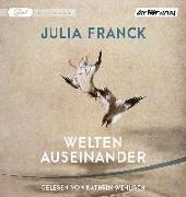 Cover-Bild zu Franck, Julia: Welten auseinander