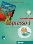 Cover-Bild zu Espresso 1. Erweiterte Ausgabe. Lehr- und Arbeitsbuch von Ziglio, Luciana