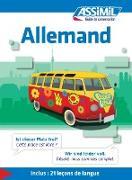 Cover-Bild zu Allemand (eBook) von Bettina Schodel