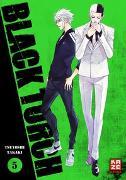 Cover-Bild zu Takaki, Tsuyoshi: Black Torch - Band 5 (Finale)