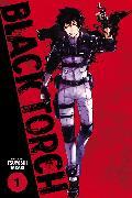 Cover-Bild zu Tsuyoshi Takaki: Black Torch, Vol. 1