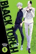 Cover-Bild zu Tsuyoshi Takaki: Black Torch, Vol. 5
