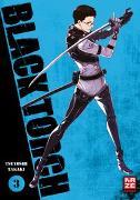 Cover-Bild zu Tsuyoshi, Takaki: Black Torch 03