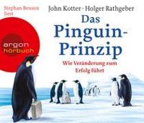 Cover-Bild zu Das Pinguin-Prinzip von Kotter, John