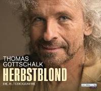 Cover-Bild zu Herbstblond von Gottschalk, Thomas