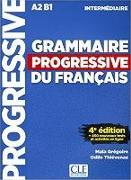 Cover-Bild zu Grammaire progressive du francais - Nouvelle edition von Gregoire, Maia