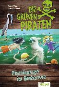Cover-Bild zu Die Grünen Piraten - Plastikplage im Biebersee (eBook) von Böckmann, Corinna