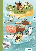 Cover-Bild zu Das Wilde Haus der Tiere - Volle Scholle voraus (eBook) von Böckmann, Corinna