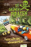 Cover-Bild zu Die Grünen Piraten - Diebstahl der Bienenvölker (eBook) von Böckmann, Corinna