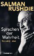 Cover-Bild zu Sprachen der Wahrheit von Rushdie, Salman