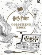 Cover-Bild zu Harry Potter Colouring Book