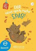 Cover-Bild zu Mein kleines Vorleseglück. Mit dir macht alles noch mehr Spaß! (eBook) von Klitzing, Maren von