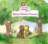 Cover-Bild zu Meine liebsten Freunde von Fickel, Florian